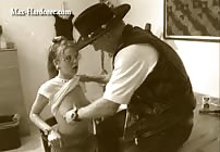 New Addition - Eden Learns About Sex The Hard Way from Max Hardcore in Silent Movie!
