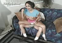 Schoolgirl Shawna Gets Sodomized in her 1st Scene by Max Hardcore!