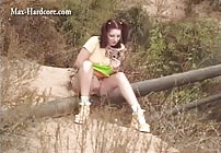 FREE PREVIEW - Heavenly Gets Nailed on the Trail by Max Hardcore