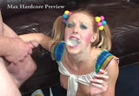 FREE PREVIEW - Bonnie Gets Solomized At The Ski Lodge By Max Hardcore!